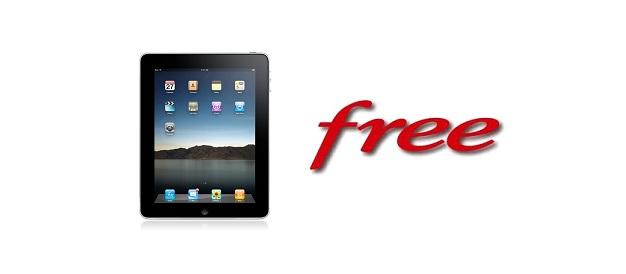 forfait free ipad