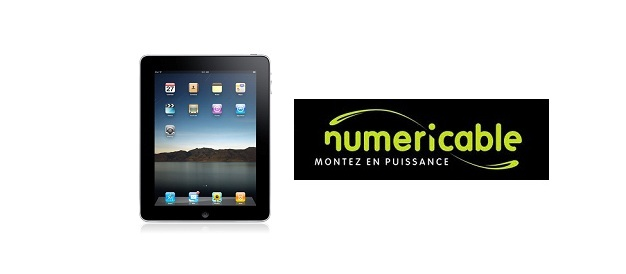 forfait ipad numericable