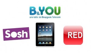 forfait ipad low cost